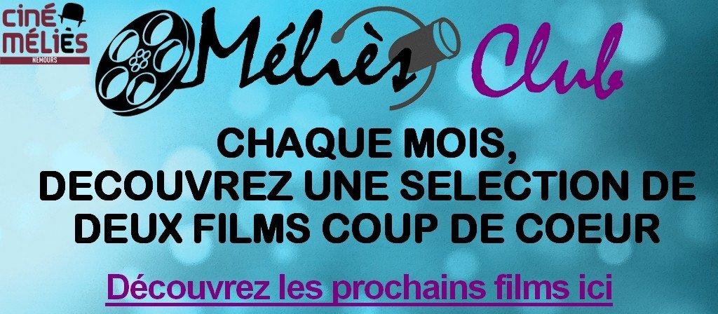 actualité MELIES CLUB